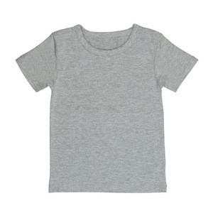 Wholesale baby boy common cotton t shirt