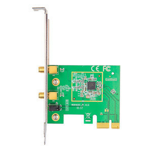 WiFi Card 300Mbps Wireless WiFi PCIe Network Adapter Card 2.4GHz PCI Express Network Card