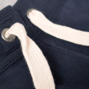 Womens Super Soft Open Bottom fleece Trouser - Navy