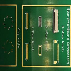 XWS SMT 94v0 PCB Board With Rohs FR4 1.6mm Multilayer Key Process Presentation PCB