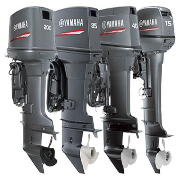 Yamaha E60HMHDL 60hp 2 Stroke Enduro Outboard Engine Long Shaft