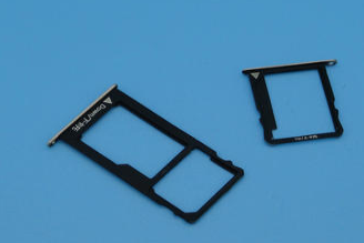 Metal Injection Molding MIM  Mobile Phone Accessories Card HolderProducts,