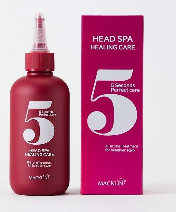 Damaged Hair Repair Head Spa Healing Care Treatment 5 Seconds Perfect Care