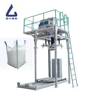 1 ton bag gravel urea fertilizer packaging line