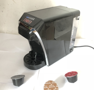 2018 new Multi-Capsule Coffee Machine,Dolce system 19 bar Nespresso& dolce gusto capsule coffee machine