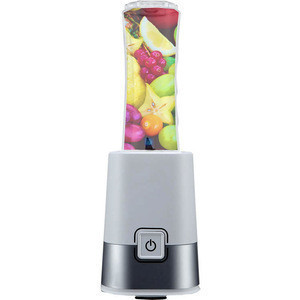 300W Personal Powerful Blender Juice Mixer with Tritan Sport Bottle and Travel Lid for fruits, food, Shakes & smoothies
