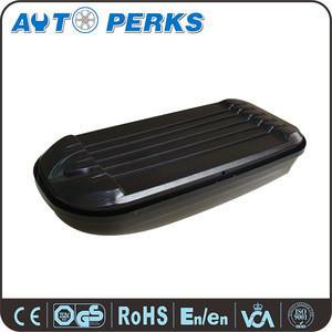 450L Black ABS Car Roof Luggage Box