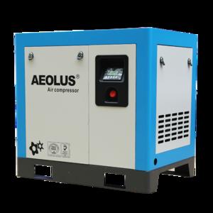 AEOLUS 8bar air compressor 10HP compressor air 7.5kw screw compressor air Ventilation gas Sandblasting Spray paint Pile driver