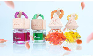 Air freshener for car/office/wardrobe/home fragrant Oil Diffuser aroma hanging funny shape
