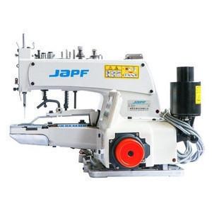 Automatic electric  industrial mini overlock button sewing machine Underwear, socks, paper card labeling machine