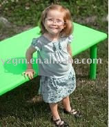 Blow mold child table