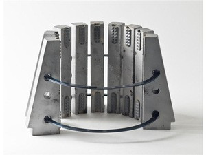Carbide pads and carbide gripper inserts for drilling