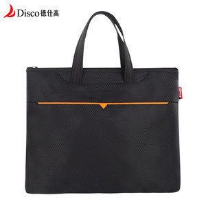 Cheap Price 14 Inch Waterproof Attache Case Fashion Laptop Pouch Office Business Conference Bag