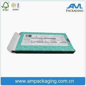 cheap printing folded chocolate bars kraft box hot foil logo