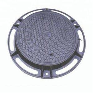 Customized size sanitary sewer cast iron manhole cover cast iron manufacturer