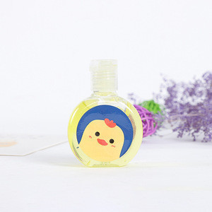 Factory 30 ml Cartoon Bottle No-wash Waterless Hand Wash Liquid Soap