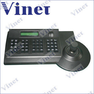 For CCTV Accessory 2D 3D PTZ Keyboard Controller