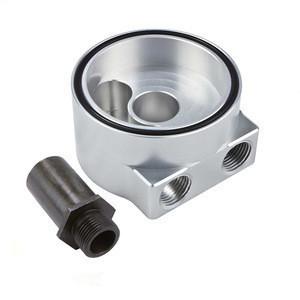 High performance CNC milling billet aluminum lens adapter