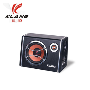 Hot Selling Customized Bluetooth Subwoofer For Vehicle Music