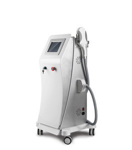 Hot Selling Permanent Painless ipl machine/ elight+shr hair removal beauty/ Spa use acne treatment skin care machine