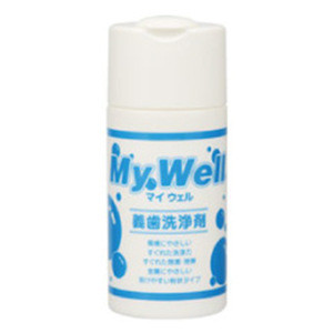 Japan good effect mild aftertaste health and personal care agent denture cleaning