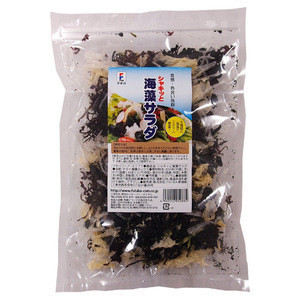 Japanese Shakitto Kaiso Sushi Salad Dried Seaweed With Bag Package