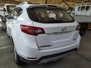 Landwind SUV X5 Plus/Luxury model/Gasoline 1.5T/4*2/CVT, JAC car, stocked cheap car