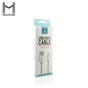 Mobile phone accessories usb quick charging type-c data cable for android