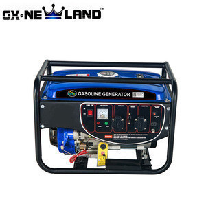 NEWLAND 2.8kw single phase gasoline  generator