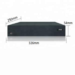 Oem Built-in Free ddns arsp 4k Surveillance h.264 Setwork Multistar Cctv Full Hd 16 Channels Dvr 5in1