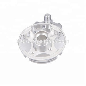OEM cnc machining industrial spare parts and custom cnc machining 7075 aluminum parts