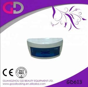 Portable UV sterilizer cabinet