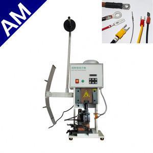 Semi- Automatic Wire Crimping Machine with mold, Cable Crimper machine