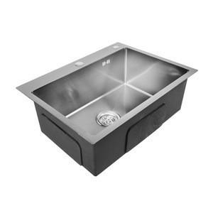 Stainless Steel Handmade Kitchen Black Sink