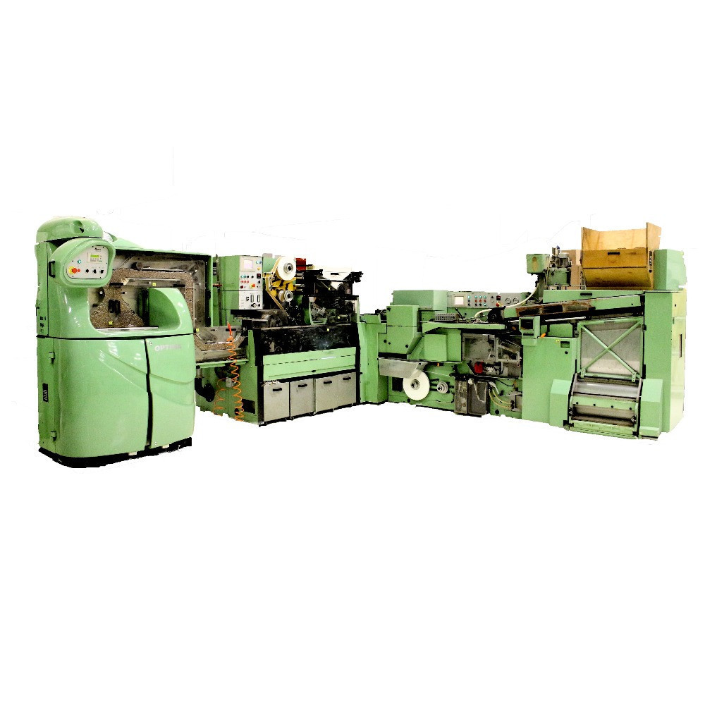 Tobacco Processing Machine MK 9 Food Processing Machine