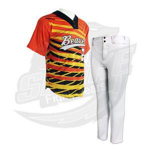 Top Selling Sublimation Baseball Uniform