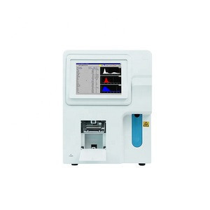 Wholesale cheap touch screen automatic hematology analyzer, clinical analysis instrument price