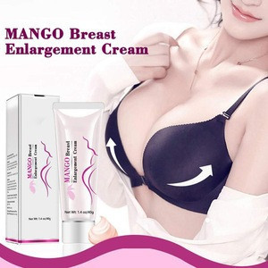 Wholesale Chest Beauty Care Mango Breast Tight Size Enlargement Cream