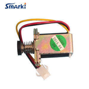 ZD201 3 Pin Connector Solenoid Valve for LPG Gas Water Heater Spare Parts