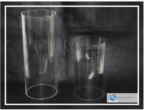 PMMA Clear Plastic Rod Acrylic Rod