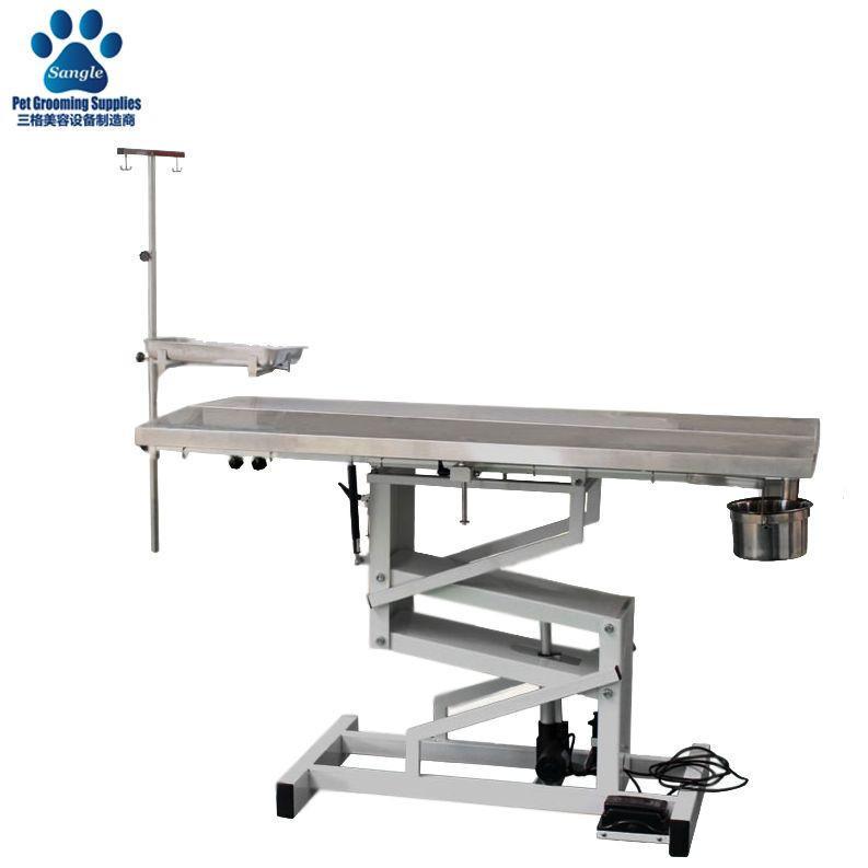 Dog V type operation Table