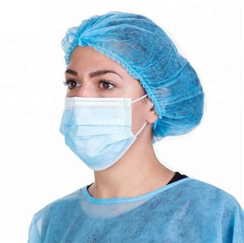 Medical Mask Certificate Disposable Ultra 3 ply  Ear-Loop FDA CE 10pcs Pack