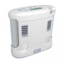 IN-IJ8 Hospital Medical Portable Double Flow Oxygen Concentrator Price