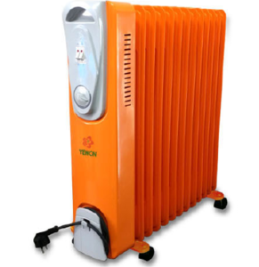 13Pin 1500W High Efficiency Electric Oil Heater