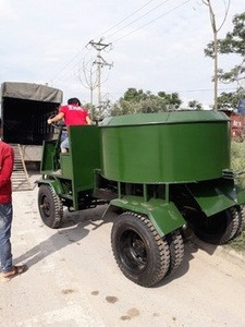 2020 cheap price self loading concrete mixer mobile with drum