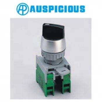 22mm IP65 3 Position Waterproof Rotary Switch (CS223)