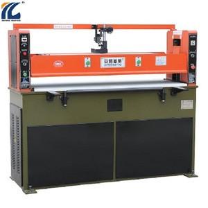 30t plane hydraulic textile cutting machinery