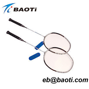 BAOTI light titanium badminton racket