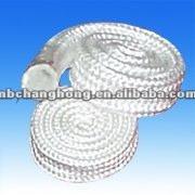 Braided glass fiber sleeve