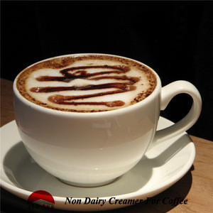 Cappuccino coffee food ingredient non dairy creamer